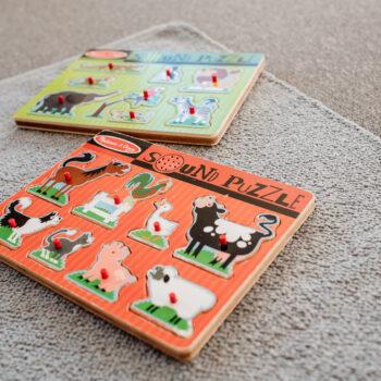 Montessori pomůcky, s čím ve STELLE pracujeme